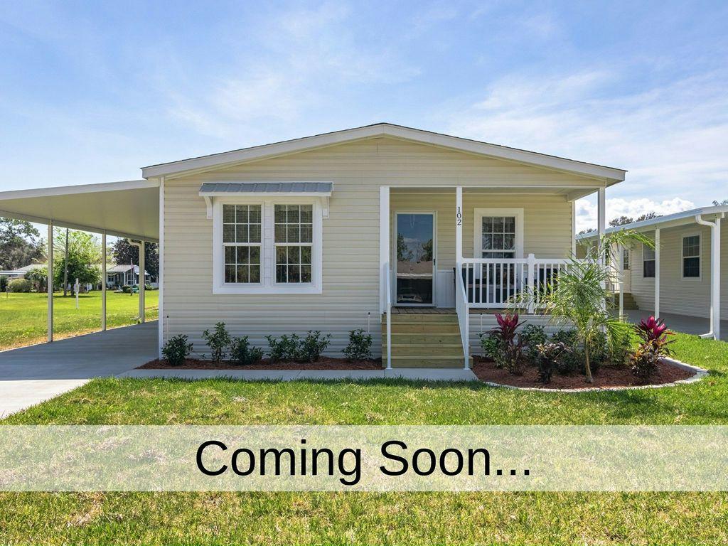 Raleigh Plan in Palm Lake Estates, West Palm Beach, FL 33404