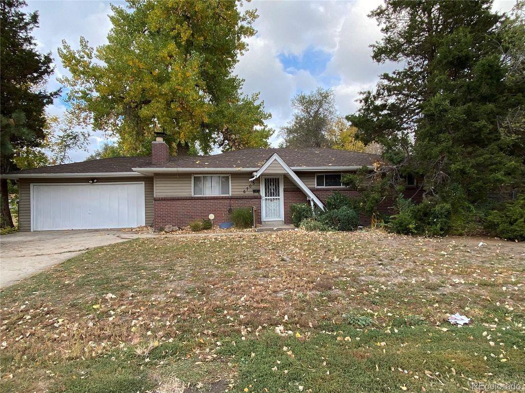 6705 W 29th Ave, Wheat Ridge, CO 80214