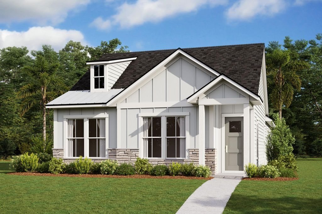 The Barton Plan in Nocatee - West End, Ponte Vedra, FL 32081
