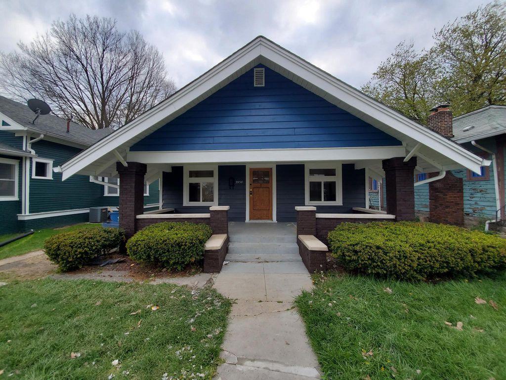 3938 N Kenwood Ave, Indianapolis, IN 46208