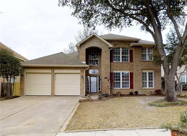 7721 Arcadia Trl, Fort Worth, TX 76137