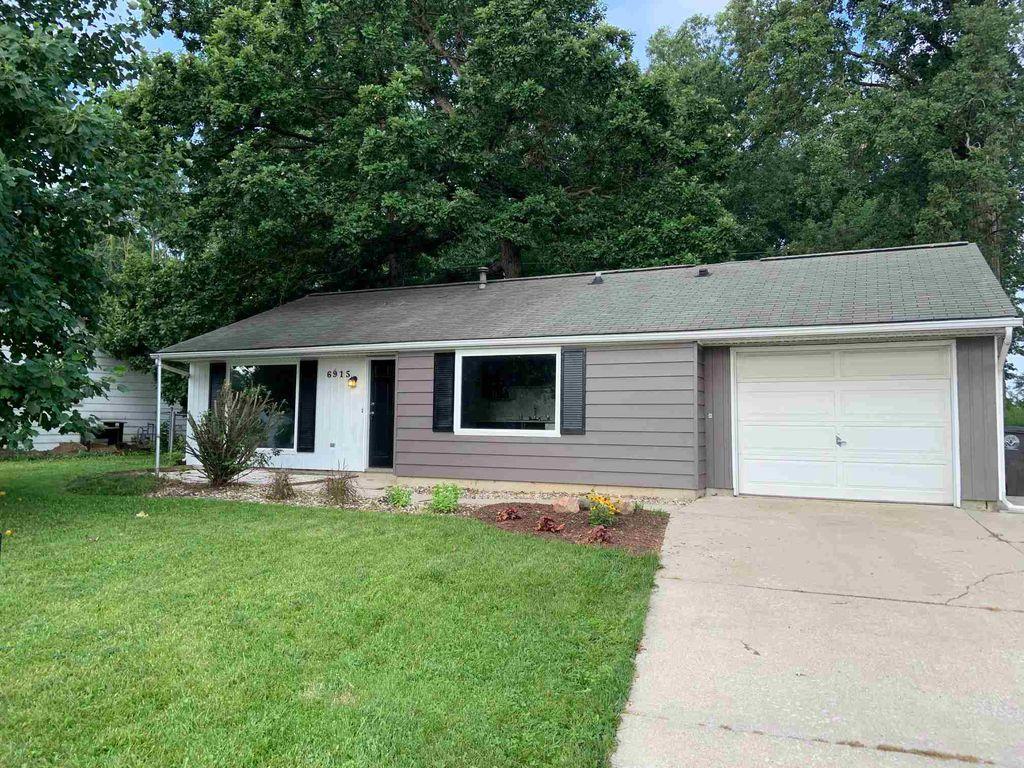 6915 Raintree Rd, Fort Wayne, IN 46825
