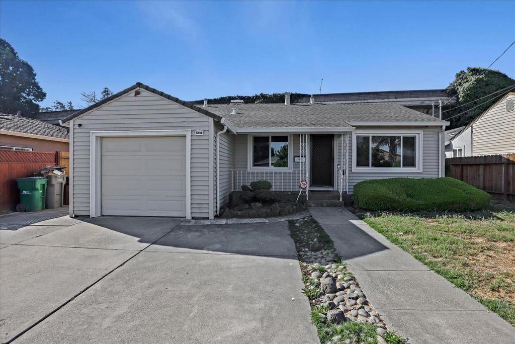 566 Empire St, San Lorenzo, CA 94580
