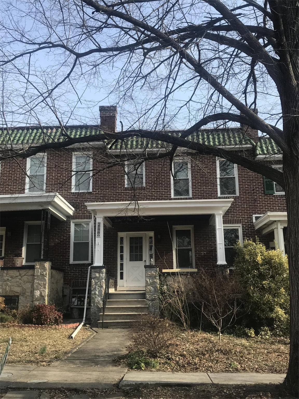 3001 Cresmont Ave Baltimore Md 21211 2 Bath Townhouse