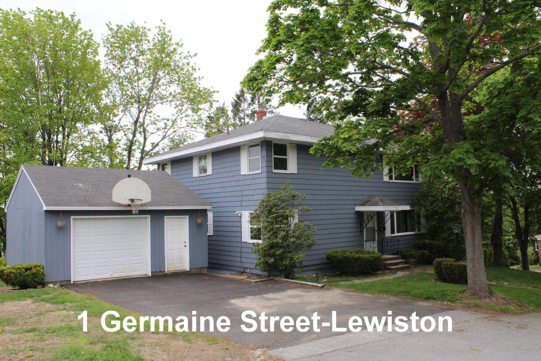1 Germaine St, Lewiston, ME 04240 - 5 Bed, 3 Bath Multi-Family Home