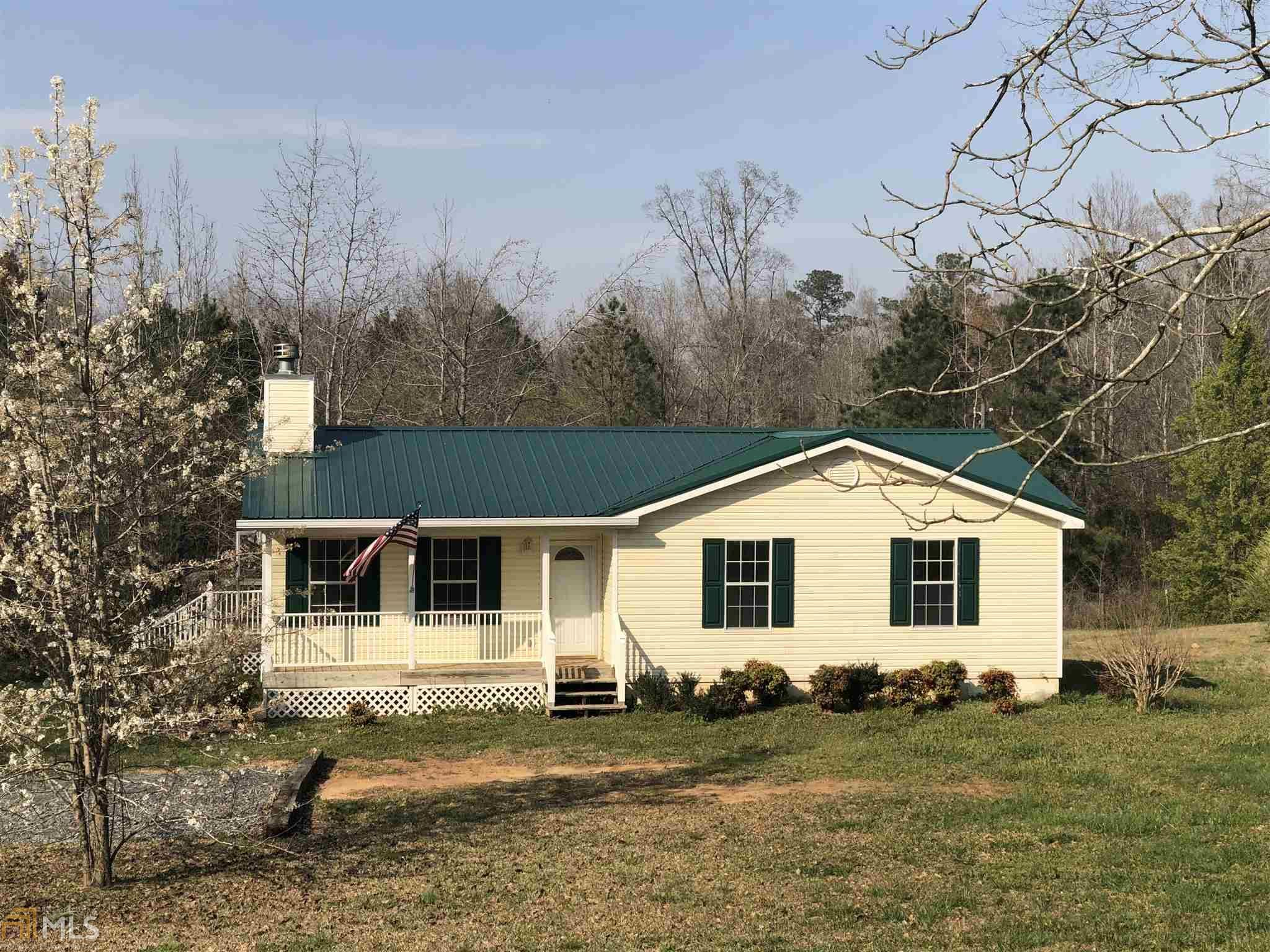 371 Pine Valley Rd, Meansville, GA - 3 Bed, 2 Bath Single ...